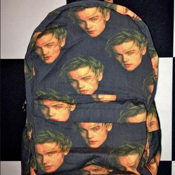SWEET LORD O'MIGHTY! YUNG LEONARDO BACKPACK