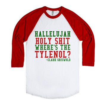 Christmas Vacation Tylenol B Tee