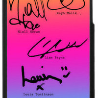 The 1D Signature Iphone Cases | fresh-tops.com