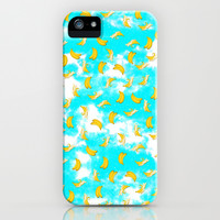 Bananas iPhone & iPod Case by Danny Ivan