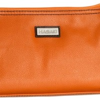 Hadaki Scoop Pod Carry-All Cosmetic Bag,Orange,one size | Best Product Review
