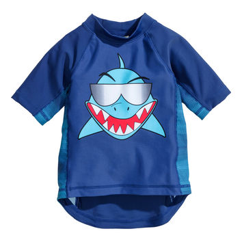 H&M - UPF 50 Shirt - Dark blue - Kids