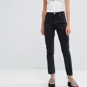 Monki Kimomo Mom Jeans at asos.com