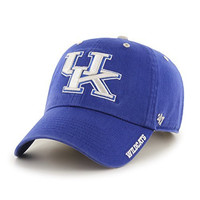 NCAA Kentucky Wildcats Ice Fitted Adjustable Cap, Royal, One-Size