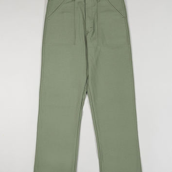 Stan Ray OG 107 Fatigue Pant 8.5oz O.D. Sateen