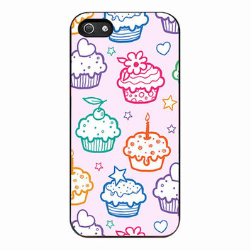 Cupcakes for Iphone 5 Case *NP*