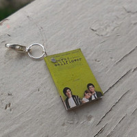 The Perks Of Being A Wallflower  Miniature Book by AppleBeads85
