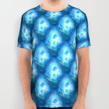 Sea World Fantasy All Over Print Shirt by Apgme