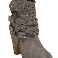 Not Rated Shimmer Boot