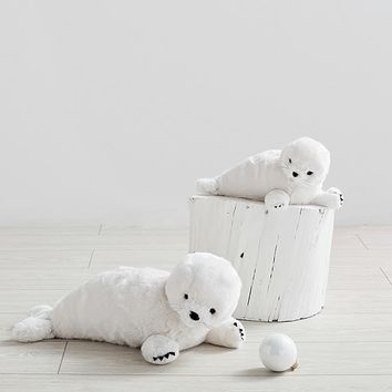Seal Plush Collection
