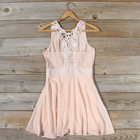 Dusty Lace Dress