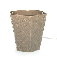 Sepia Leela Scenterpiece™ Warmer : Scenterpiece™ Easy MeltCup Warmer : Yankee Candle