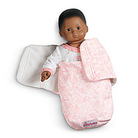 American Girl® Accessories: Bitty's Wrap Blanket