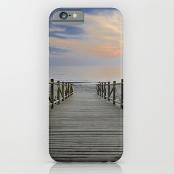 "The path..., the beach II .... ""Artola"". iPhone & iPod Case by Guido Montañés"