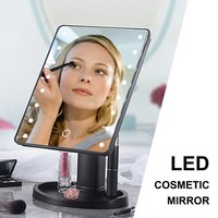 MicroLite LED Touch Cosmetic Mirror - ON SALE NOW