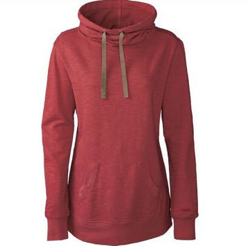 Hooded Long Sleeve Pullover Sweater