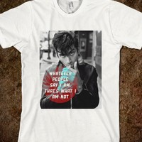 That's what I'm not - Indie Tee