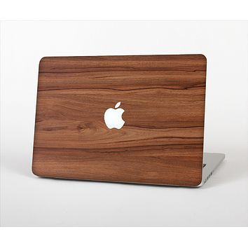 The Smooth-Grained Wooden Plank Skin Set for the Apple MacBook Air 13""