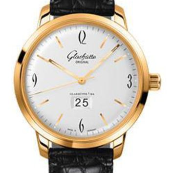 Glashutte Original - 20th Century Vintage - Sixties Panorama Date