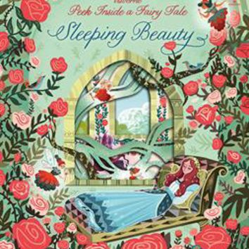 Usborne Books & More. Peek Inside a Fairy Tale Sleeping Beauty