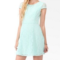 Filigree Lace Dress | FOREVER 21 - 2031556780