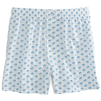 Skipjack Boxers in White by Southern Tide
