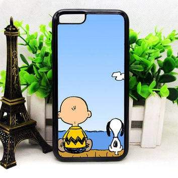 SNOOPY AND CHARLIE BROWN IPHONE 6 | 6 PLUS | 6S | 6S PLUS CASES