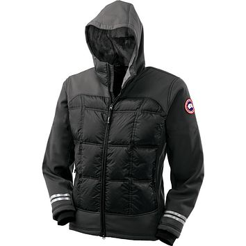 Canada Goose Hybridge Hooded Down Jacket - Men's