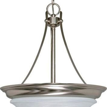 LMFUG7 Hanging Pendant Light Fixture (Close-to-Ceiling Conversion Kit Included)