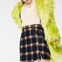 Midnight Valley Gurl Mini Skirt