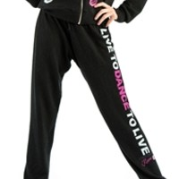 California Kisses GRAPHIC PANT - Apparel Loungewear