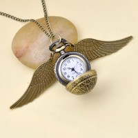 Harri Potter Cosplay Golden Wings Snitch Toy