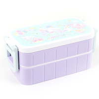 Cinnamoroll 2-Tier Lunch Container: Circus