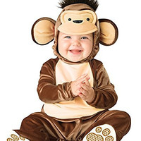 Mischievous Monkey Costume - Infant Medium