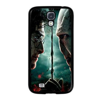 HARRY POTTER AND THE DEATHLY HALLOWS Samsung Galaxy S4 Case