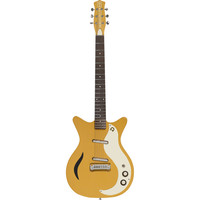 Danelectro '59M Spruce Electric Guitar (Buttercup)