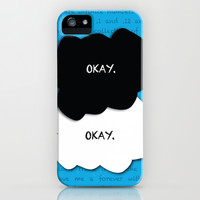the fault in our stars iPhone & iPod Case by Lizbee | Society6