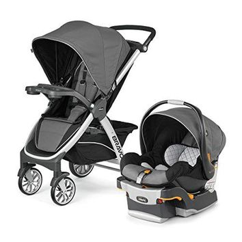 Luxury Baby Stroller With Infant Car Seat LUX Travel System 2018 Baby Stroller Models