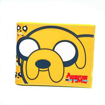 Cartoon wallet / Dragon Ball Z / One Piece / Totoro / Luffy / multi-style short wallet men and women