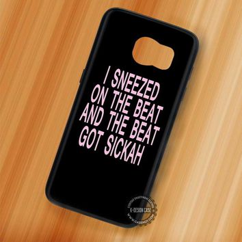 Beyonce Lyric Popular - Samsung Galaxy S7 S6 S5 Note 7 Cases & Covers