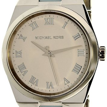 Michael Kors Women's Stainless Steel Casual Watch, Color:Silver-Toned (Model: MK6150)