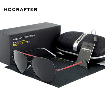 Classic Design Sunglasses Men with Protection in High Quality