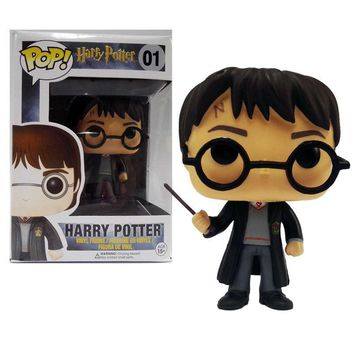 Funko Pop Vinyl Figure Harry Potter Star Wars Walking Dead Xmas Gift Toys In Box