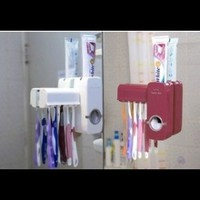 INFMETRY:: Automatic Toothpaste Dispenser - Gifts