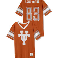 University of Texas Mesh Bling Boyfriend Jersey