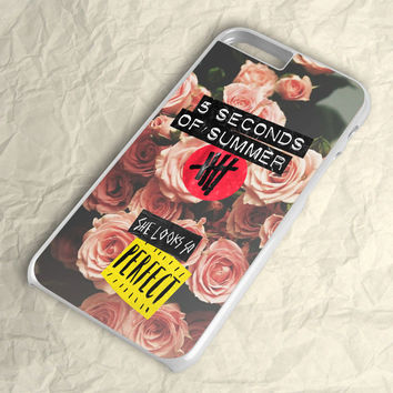 5sos 5 Second Of Summer iPhone 6 Case