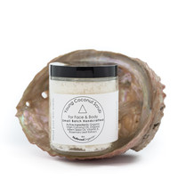 YOUNG COCONUT △ FACE & BODY SCRUB