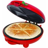 Bella 8-Inch Quesadilla Maker, Red - Walmart.com