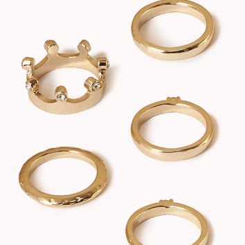 Regal Ring Set