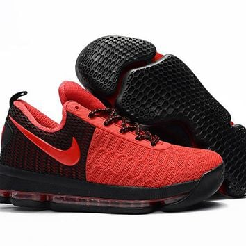 "Nike KD 9 ""Birds of Paradise"" Black/Red"